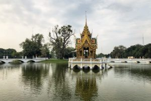 VISITAS A INTEGRADORES DE POLLOS DE ENGORDE EN TAILANDIA